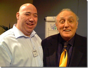 with Dr. Richard Bandler