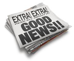 Extra Extra GOD NEWS iStock_000017913369XSmall