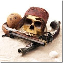 Pirate Skull and Paraphernalia iStock_000016885278XSmall