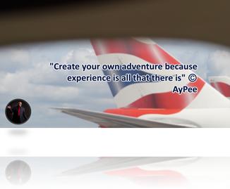 "AyPee's Funteresting Blog | ""Create your own adventure ..."